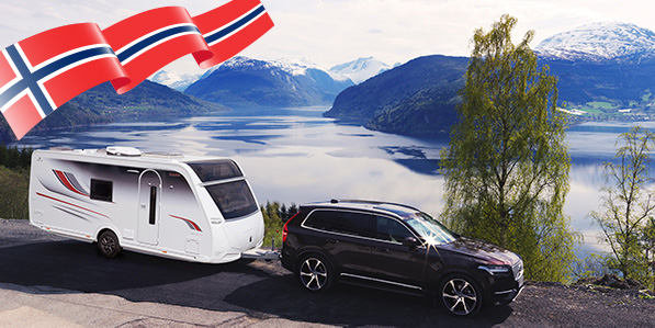 Norgesferie i ny KABE campingvogn?